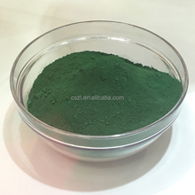 Green 5605 Iron Oxide pigment for paver tile and concrete bricks