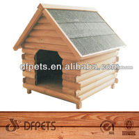 Solid Wooden Dog Kennel DFD006