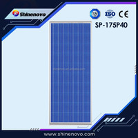 2016 hot selling wholesale sola cell for 175w polycrystaliine sillice solar panel