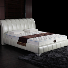 Comfortable single latex memory foam mattresses for wholesale