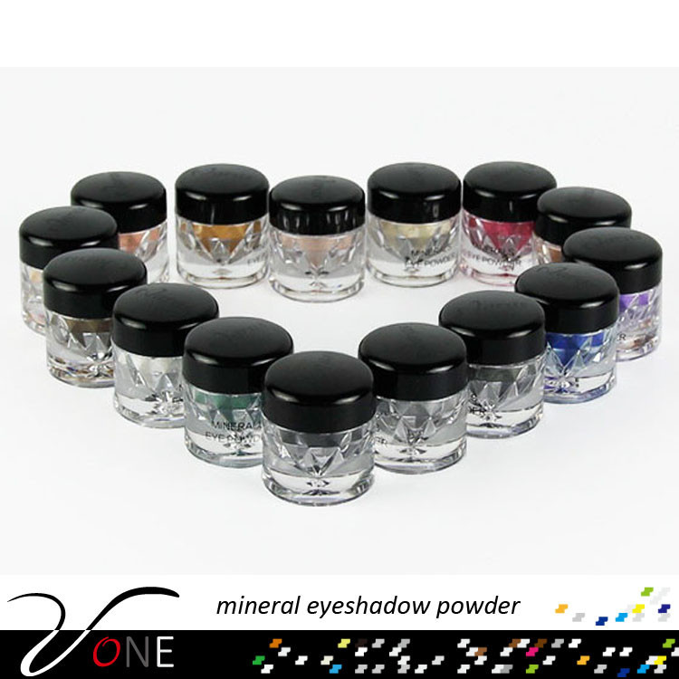 Warmer Glitter Shimmer Pearl Loose Eyeshadow Pigments eye shadow powder