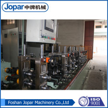 304 stainless steel/ galvanized pipe forming machine price