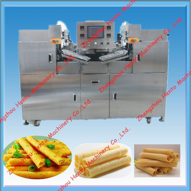 Expert Supplier Of Egg Roll Machine