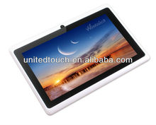 wintouch Q75S multi color tablet pc with cheapest price for christmas