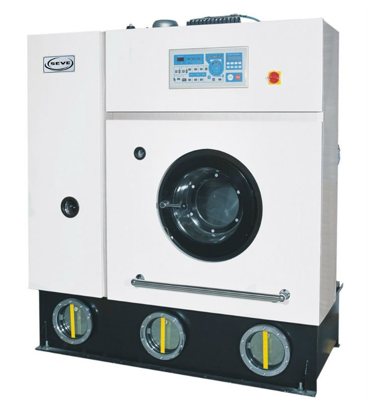SEVE Dry Cleaning Equipment