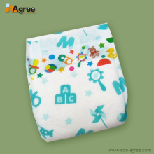 PE Backsheet Film High Absorbency Antileak Sleepy Baby Diaper