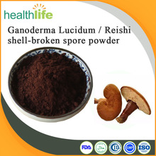 Reishi Mushroom Extract Powder, Ganoderma Lucidum Spore Powder