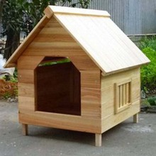 cheap wooden dog house from manufacture