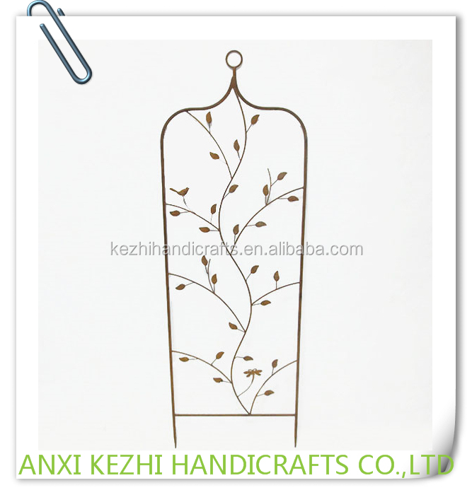 KZ8-06033 Wholesale Cheap Garden Metal Wall Trellis