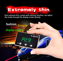 Factory Car Electronic Throttle Body Controller For Different Car Models