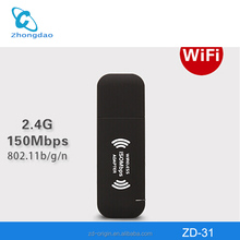 Mini USB Wifi Network Card Adapter 150 Mbps Min Portable Wifi USB2.0 Adapter for Android/laptop/desktop
