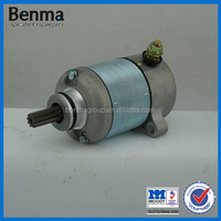 hot sell used motorcycle/electric motorcycle starter motor with high performance
