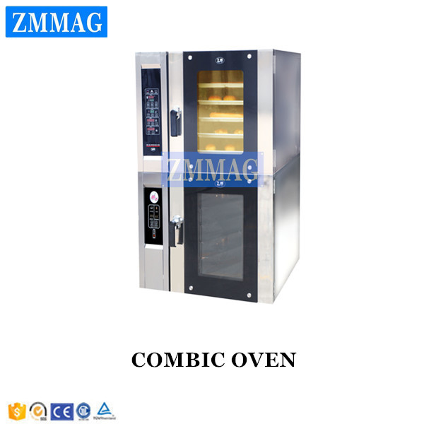 glass multi-functional convection oven industrial