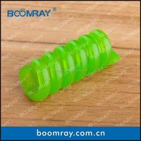 Boomray 2 pcs curly and colorful TPU cable clip india animal sax clip