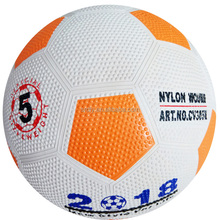 Promotion Rubber High Bounce Football Ball