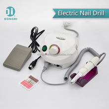 Variable Speed Control 35W 35000 rpm electric nail drill for cuticles removing acrylic nails removing