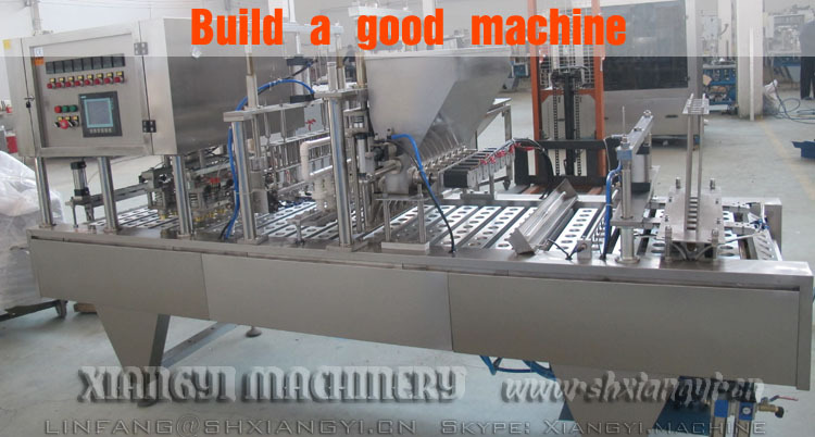 Coffee Capsule Fill Seal Machine Nesprsso Coffee Moliner Machine