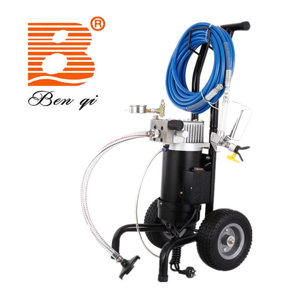 Professional electric diaphragm pump airless paint sprayer M819A