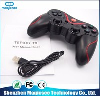 High quality wholesale bluetooth wireless game controller usb controller for pc