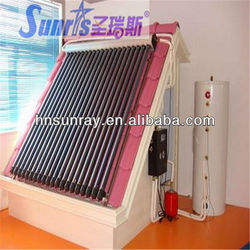 High efficient and convenient heating sunshine solar water heater