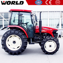 4WD 70HP WD704 Chinese Agricultural equipment Farm Tractor price