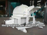 small tree branch timber/ wood crusher pulverizer machine