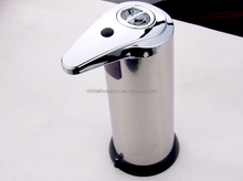 2015 HUASHUN 250ml Stainless Steel automatic liquid soap dispenser