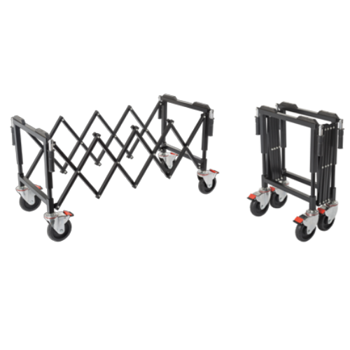 Collapsible Funeral Church Trolley Coffin Trolley XH-2