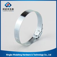 China factory metal hose clamp