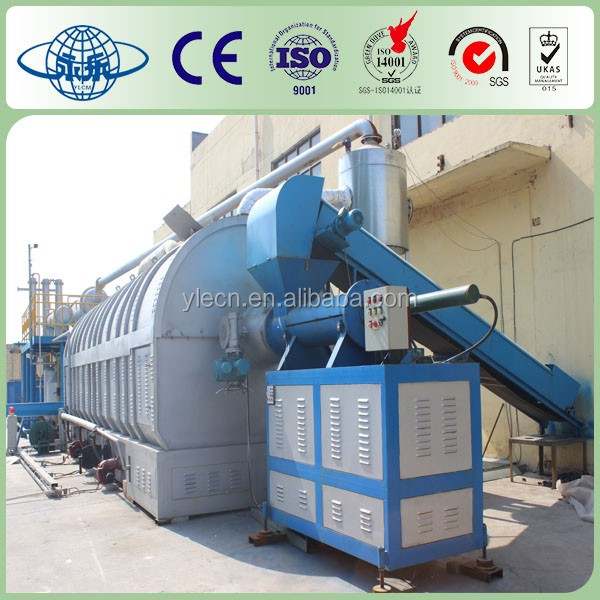 Used Rubber Tire Recycling Machine/Equipment