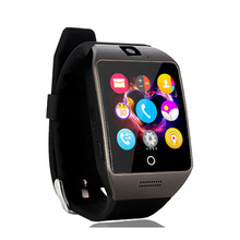 New Arrival Support NFC GSM Sim Card Q18s Fitness Tracker Bluetooth Smart Watch