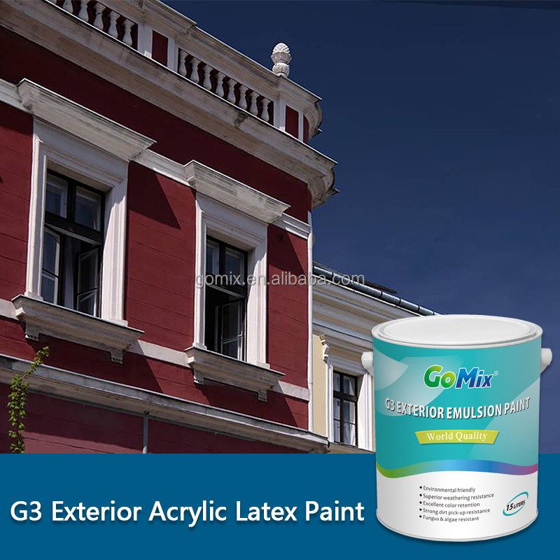 Building Decoration G3 Outer Wall Paint