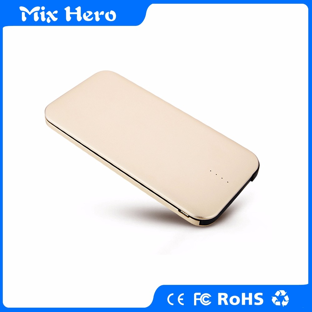 Competitive price 5V/2A 10000MAH colourful fashion portable mobile power bank