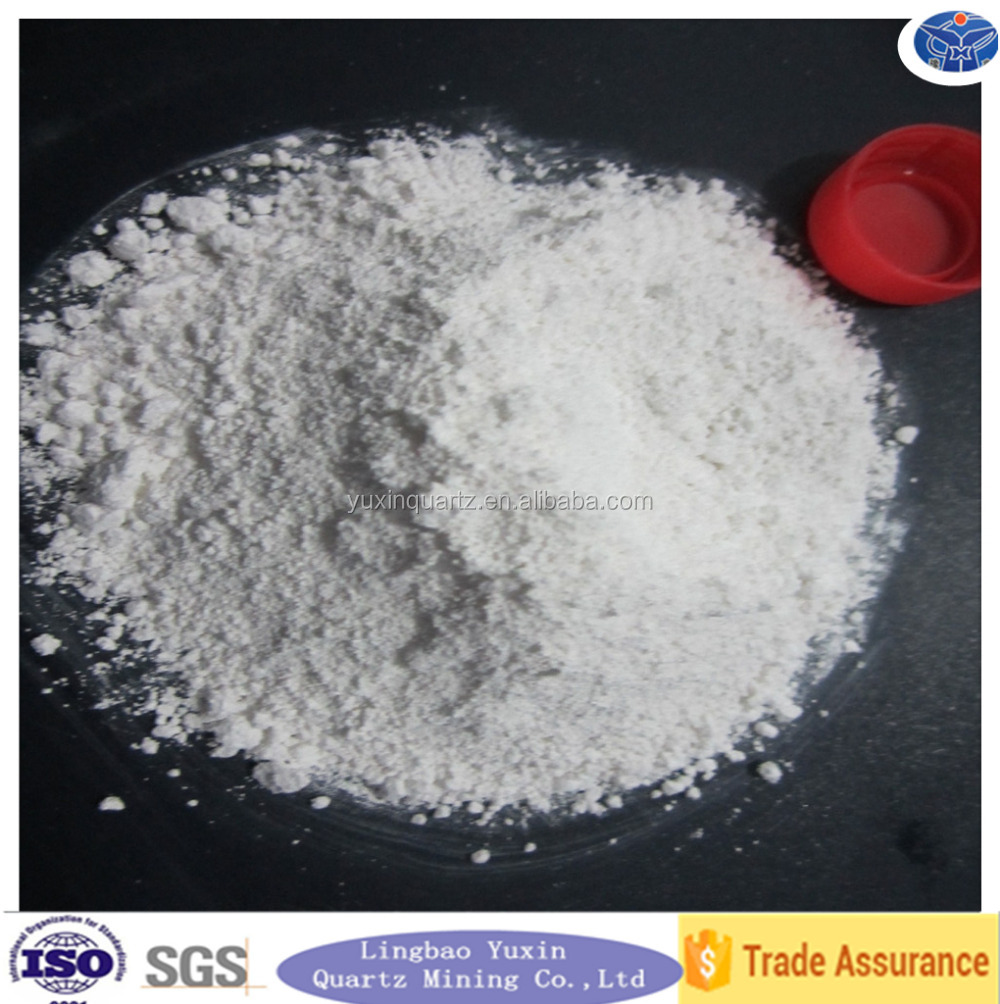 transparent quartz mesh cross reinforced sand