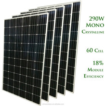 60 Cells Solar Photovoltaic Module 290w pv solar panel