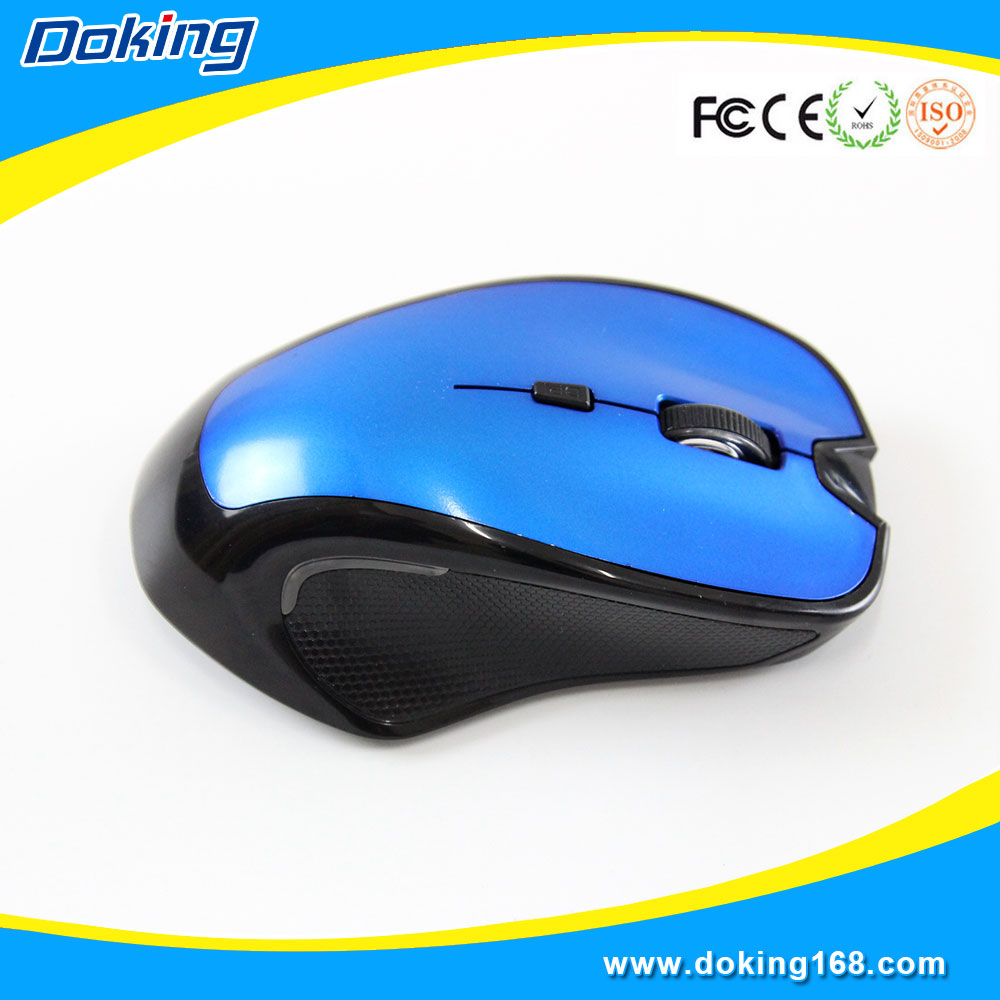 Christmas gift ultra-thin wireless mouse