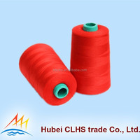 100% Polyester Dyed Sewing Thread Producer