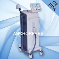 Soft Light Laser Hair Removal with 500W 808nm Diode Laser Permanent Fast Depilation