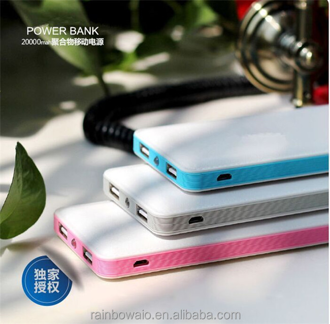 Hot selling!wholesale high capacity 10000 mah power bank with kc certification