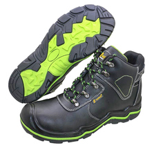 Light Weight Brand PU Injection Basic Safety Shoes