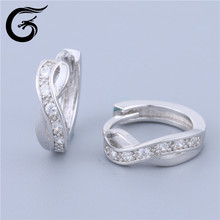 925 sterling silver earrings silver 925 name brand fashion jewelry
