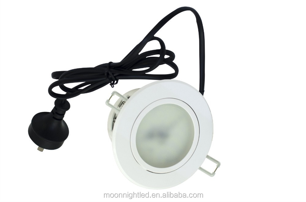 Free samples driverless 3Years Warranty PF0.95 8w 10w IP22 DOB Dimmable LED Down light with driver in-built