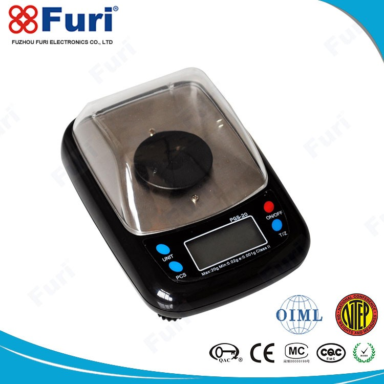 Furi FR-CT electronic portable wheel scale with fine workmanship and competitive price