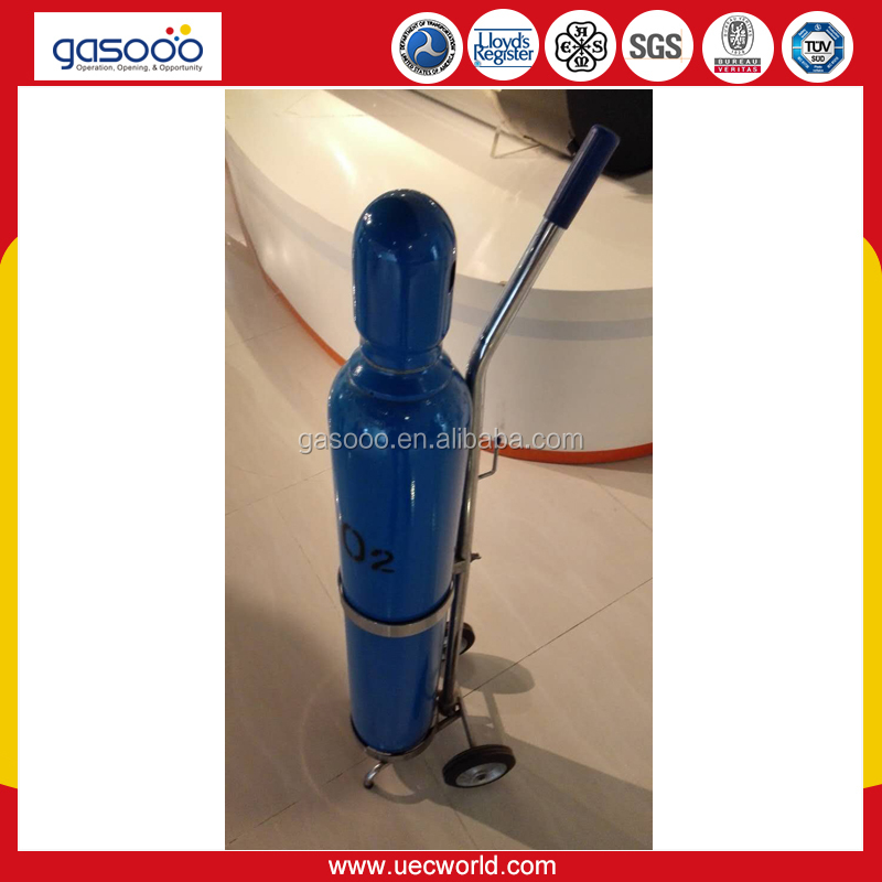 GB 10L 150Bar Small Portable Oxygen Cylinder Promotion