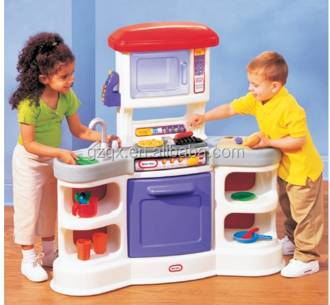 Fun and Enjoyable toys kitchen play set/cheap pretend and play/chidlren role play toys/QX-162E