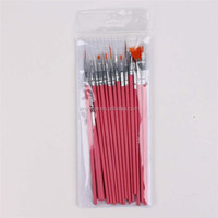 15pcs Nail Professional Brush Set for Painting Nail