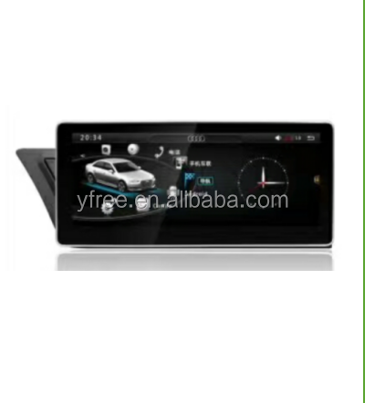Touch screen for Audi A4L A5 Android car dvd players with GPS auto 2 din radio audio double din central multimedia stereo