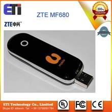 ZTE MF680 Unlocked 4g wireless data card 42M USB modem high speed dongle network card 4G modem HSPA+