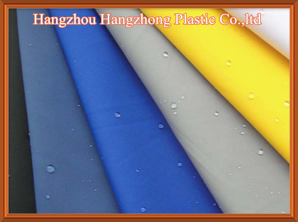 600D high quality oxford Fabric with PVC Coating