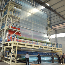 16 Meter LDPE Agricultural Film Blowing Machine with VIDEO